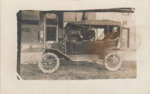 RP: Early Automobile , Saskatchewan , Canada , 00-10s