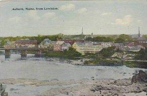 Maine Lewiston Auburn from lewiston