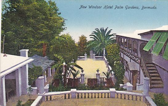 Bermuda Palm Gardens At New Windsor Hotel