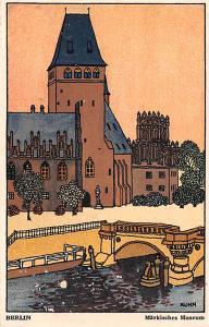 Artist Franz Kuhn / Wiener Werkstaette Unused