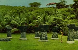 guam, The Lattee Stones (1960s) Curteichcolor G-2