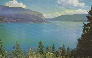 Canada Shuswap Lake British Columbia