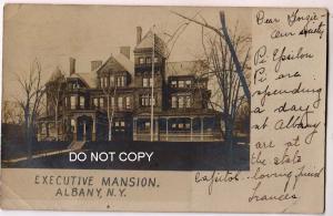 RPPC, Executive Mansion, Albany NY