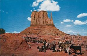 Arizona Monument Valley Mitten Butte