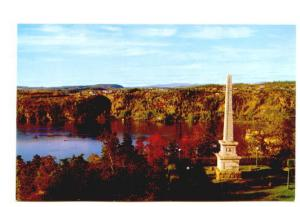 Price Monument, Chicoutimi, Quebec