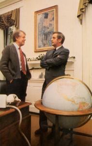 President Jimmy Carter & Vice-President Walter Mondale