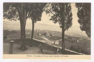 Fiesole, Italy, 00-10s   Panorama di Firenze dalla Panchina dell'Inglese