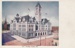 OMAHA , Nebraska , 00-10s ; Post Office
