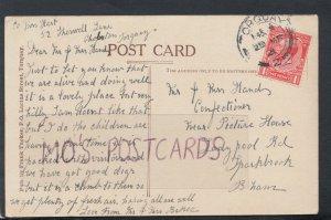 Family History Postcard - Hand or Hands - Ladypool Road, Birmingham  RF4105