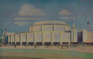 NEW YORK, 1939; World's Fair, Railroad Transportation Building