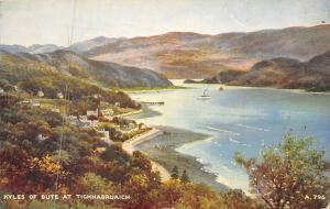 Kyles of Bute at Tighnabruaich (Argyll and Bute) 1957