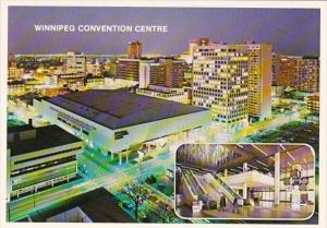 Canada Winnipeg The Convention Centre