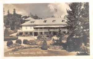 Montmorency Falls Quebec Canada Kent House Real Photo Antique Postcard K106943