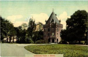 CPA DIEREN Geldersche Toren NETHERLANDS (604762)