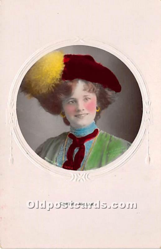 Gertie Millar Theater Actor / Actress 1908