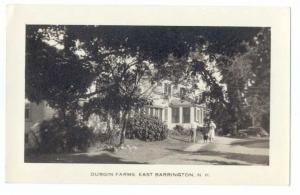 RP Durgin Farms East Barrington New Hampshire NH