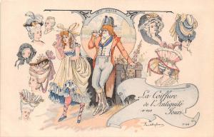 La Coiffure de l'Antiquite a nos Jours, Paul Dufresne