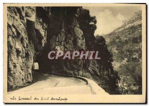 Modern Postcard The French Riviera The Tunnel St Loup