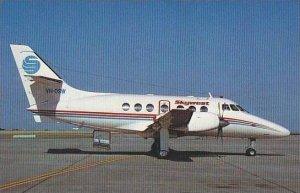SKYWEST AIRLINES BRITISH AEROSPACE BAe 3102 JETSTREAM 31