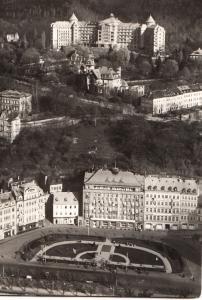 Czech Republic, KARLOVY VARY, 1965 used RP Postcard