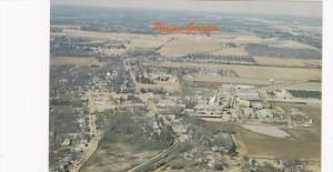 Aerial view,  Plains,  Georgia,   40-60s