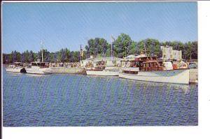 Harbour Scene, Port Elgin,  Ontario,