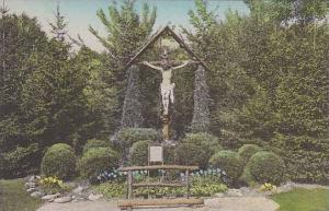 Massachusetts Springfield Shrine Of The Passion Passionist Fathers  Albertype