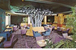 WASHINGTON D.C., 50-60s ; Purple Tree Lounge , Manger Hamilton Hotel