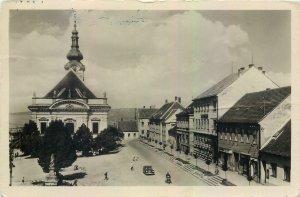 Postcard Czech Republic Uhersky Brod