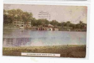 Riverside Club, Sioux City, Iowa,PU-1910
