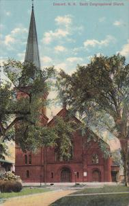 Exterior,  South Congregational Church,  Concord,  New Hampshire,  PU_1910