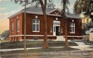 25198 ME, Brunswick, Curtis Memorial Library
