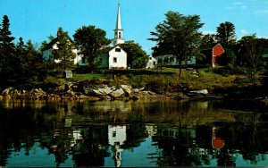 Maine Boothbay Harbor Village Of East Boothbay