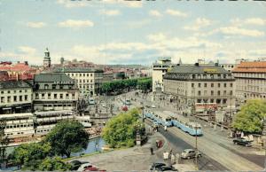 Sweden Göteborg Kungsportsplatsen 01.94