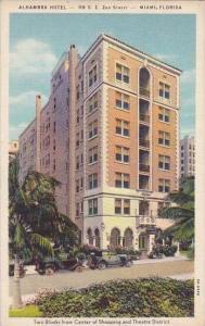 Florida Miami Alhambera Hotel