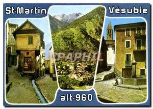 Postcard Old Mercantour National Park Saint Martin Vesubie Alpes Maritimes Sw...