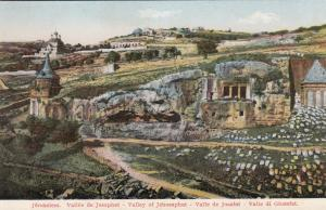 JERUSALEM , Israel , 00-10s ; Valley of Jehosaphat
