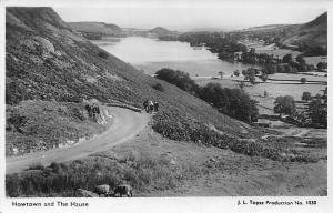 Howtown and The Hause Road Lake General view 1949