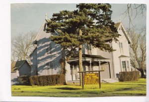 THE PERSHING FAMILY HOME, Laclede, Missouri, unused Postcard