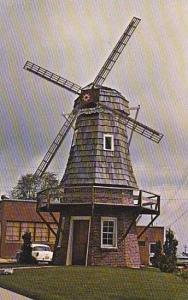 Wisconsin Cedar Grove Windmill Park De Visch