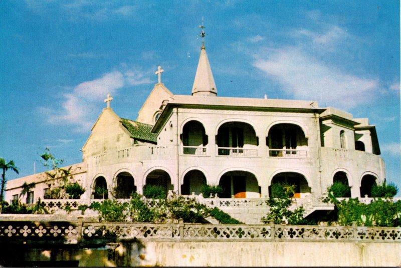 China Macao The Penha Church