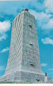 The Outer Banks of North Carolina, Wright Memorial Shaft,  Kill Devil Hills, ...
