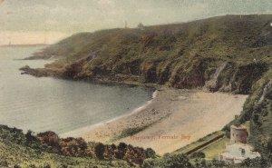 GUERNSEY , C.I. , UK , 00-10s ; Fermain Bay