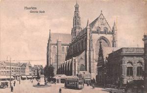 Haarlem Holland Groote Kerk Haarlem Groote Kerk