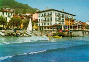 Belgirate Lago Maggiore Hotel Milano Italy