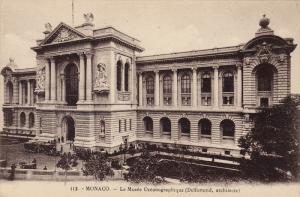MONACO, Le Musee Oceanographique, Delforterid, architecte, 00-10s