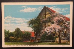 Apple Blossom Time at Roycroft, East Aurora, N.Y. TC&Co 115247
