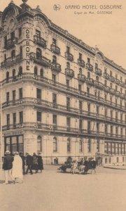 BRUSSELS, Belgium, 1900-10s; Grand Hotel Osborne