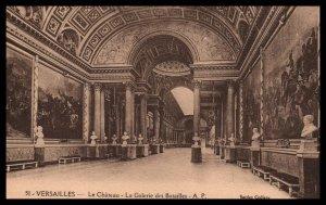 La Galerie des Batailles,Le Chateau,Versailles,France BIN