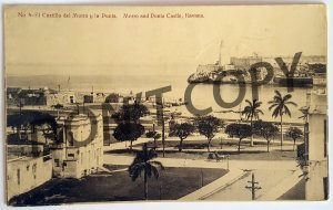 12 VINTAGE POSTCARDS OF CUBA. SEVERAL PRINTERS. Circa BEGINNING OF 20th CENTURY.